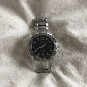 Seiko Accessories - Mens Seiko watch
